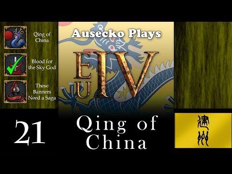 EUIV Qing of China 21 [Osmanoglu Failures]