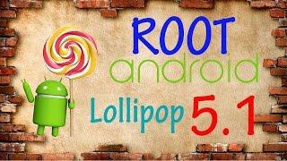 Как получить root (рут) права на Android (Андроид) 5.0 5.1 и SuperSu без ПК(Как получить root права на Android 5.0 5.1и даже 6.0 и SuperSu без ПК - в этом видео вы найдете подробную инструкцию! !!!!!!ВСЕ..., 2015-11-13T16:29:19.000Z)