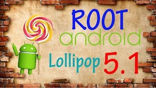 Как получить root (рут) права на Android (Андроид) 5.0 5.1 и SuperSu без ПК