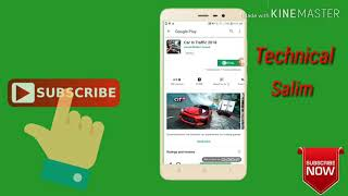 Car in traffic  2018 new game download kaise late