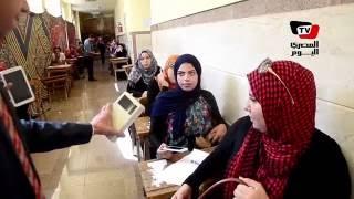 جهاز «كشف الغش» يُسقط طالبة فى امتحانات جامعة المنصورة