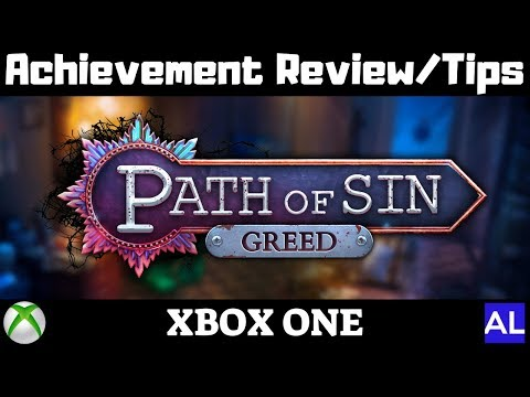 Path Of Sin: Greed (Xbox One) Achievement Review/Tips