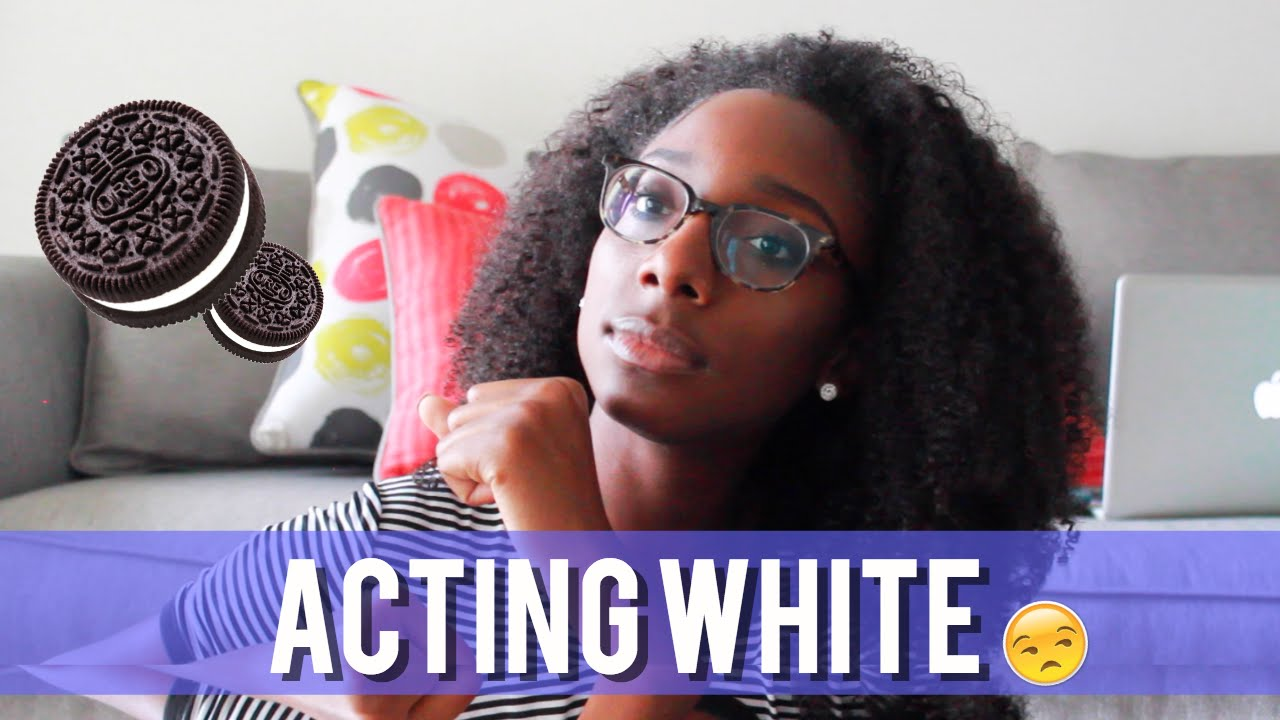 Black Girl Magic Acting White - Youtube-8648