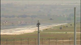 التحالف يستأنف عملياته ضد داعش انطلاقا من قاعدة انجرليك التركية