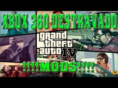 Grand Theft Auto IV: The Ballad of Gay Tony PS3 vs XBOX°360 720p HD 4 PART from YouTube · Duration:  6 minutes 7 seconds