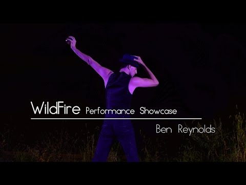 Ben Reynolds — Contact Juggling — WildFire Performance Showcase