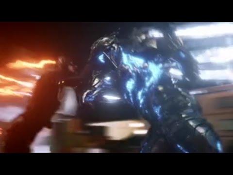 The Flash S3E15 -  Flash confront Savitar(flash vs Savitar)