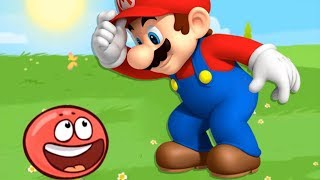 Mario and My Talking Tom in Red Ball 4 - Rescue Pokemon Pikachu Final Boss Gameplay Walkthrough