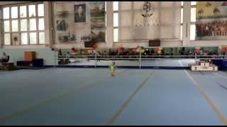 Спортивная гимнастика/2-ой юношеский разряд