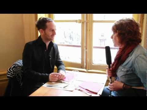 Interview vidéo Mathias Malzieu : La Mécanique du Coeur
