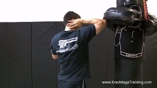Krav Maga - Elbow #6 (Hand Position)