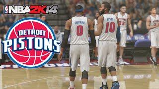 "NBA 2K14 Xbox One - Detroit Pistons My GM Ep.13 - ""I Won"