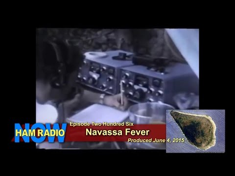 HRN 206: Navassa Fever (1972 DXpedition) from HamRadioNow