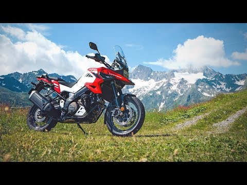 2020 Suzuki V-Strom 1050XT Review | First Ride