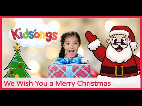 We Wish You a Merry Christmas | Kidsongs | Best Kids Christmas ...