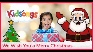 """We Wish You a Merry Christmas"" by Kidsongs 