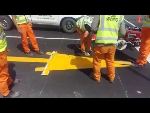 Reflectoline Cold Plastic Road Marking Paint