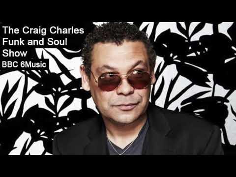 Roy Ellis @ Craig Charles Funk & Soul Show - BBC 6Music