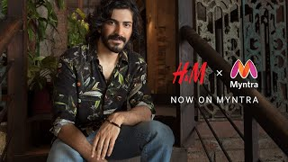 H&M Now On Myntra