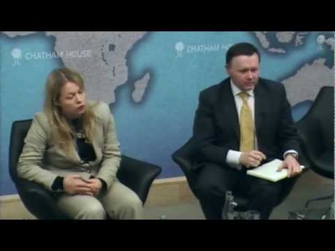 In Conversation: Iraq's Regional and International Role on YouTube