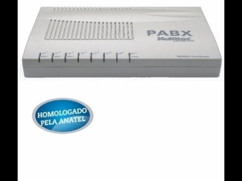 manual pabx multitoc 208