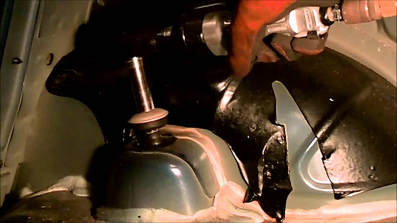 Mustang Rear Shocks - YouTube