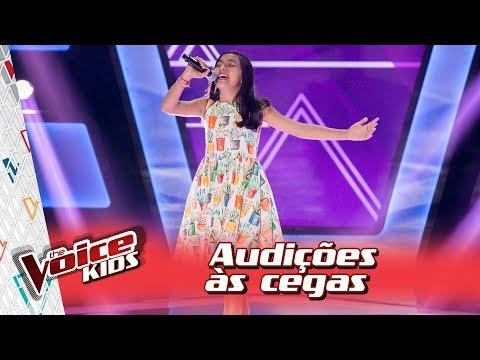 Vivian Passos canta 'Onde Anda Você' na Audição – 'The Voice Kids Brasil' | 3ª Temporada