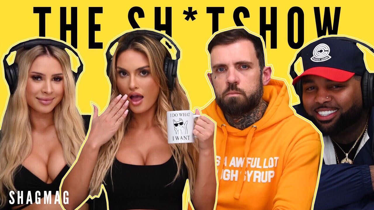 Download ADAM22 WALKS OUT OF THE SH*TSHOW! - THE SH*TSHOW EP. 29