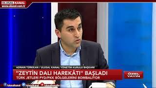 Adnan Türkkan: Suriye ile ilişkilerin düzeceğini işaretini aldık