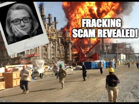 REVEALED: Hillary Clinton's Massive Fracking Scam! (And what it says about Trump)