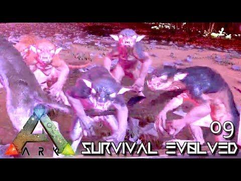 ARK: ABERRATION MODDED - MUTATION BREEDING & NAMELESS TRAP ! E09 (GAMEPLAY ARK: SURVIVAL EVOLVED)