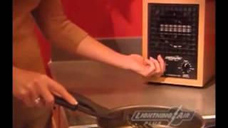 LightningAir Air Purifier and Ionizer.wmv
