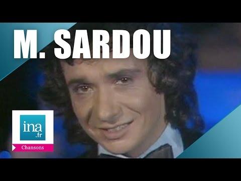 """Michel Sardou """"Dix ans plus tôt""""   Archive INA"""