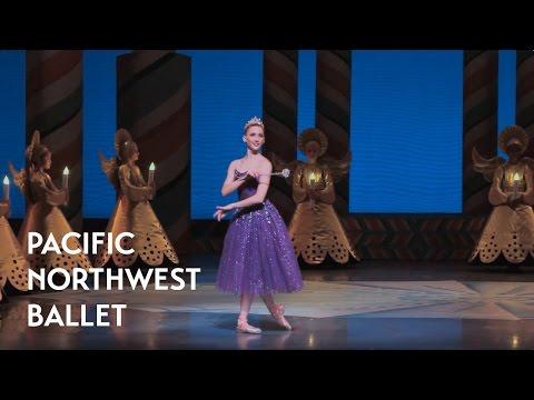 Dance of the Sugar Plum Fairy in George Balanchine's The Nutcracker ™