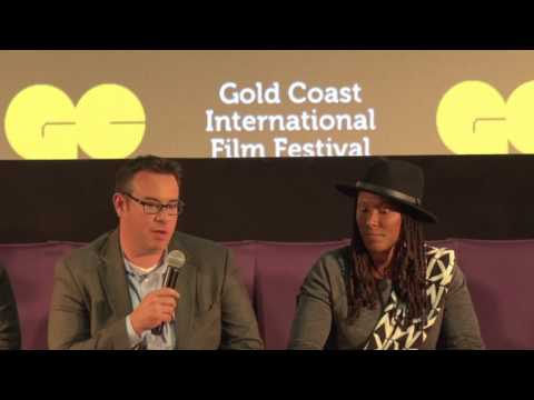 """Mind Game"" Q&A at the 2015 Gold Coast International Film Festival"