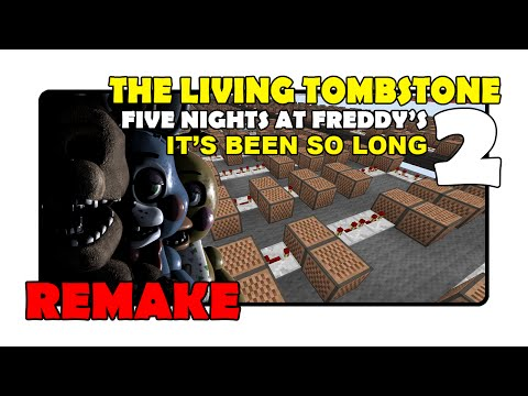 FIVE NIGHTS AT FREDDY'S 2 - It's Been So Long (REMAKE) - Minecraft Xbox |NoteBlock Song|