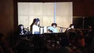 2014.10.18 House Live ~hand made~ 〈 Iz 〉 Vo:Rina Vo:Riko Vo&Per...