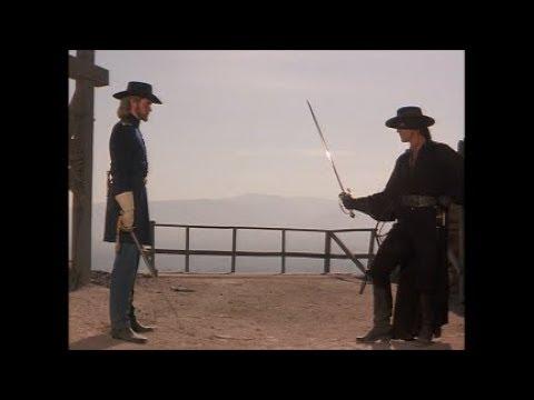 Zorro (Alejandro Murrieta) | VS. | Captain Love