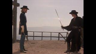 Zorro (Alejandro Murrieta)   VS.   Captain Love