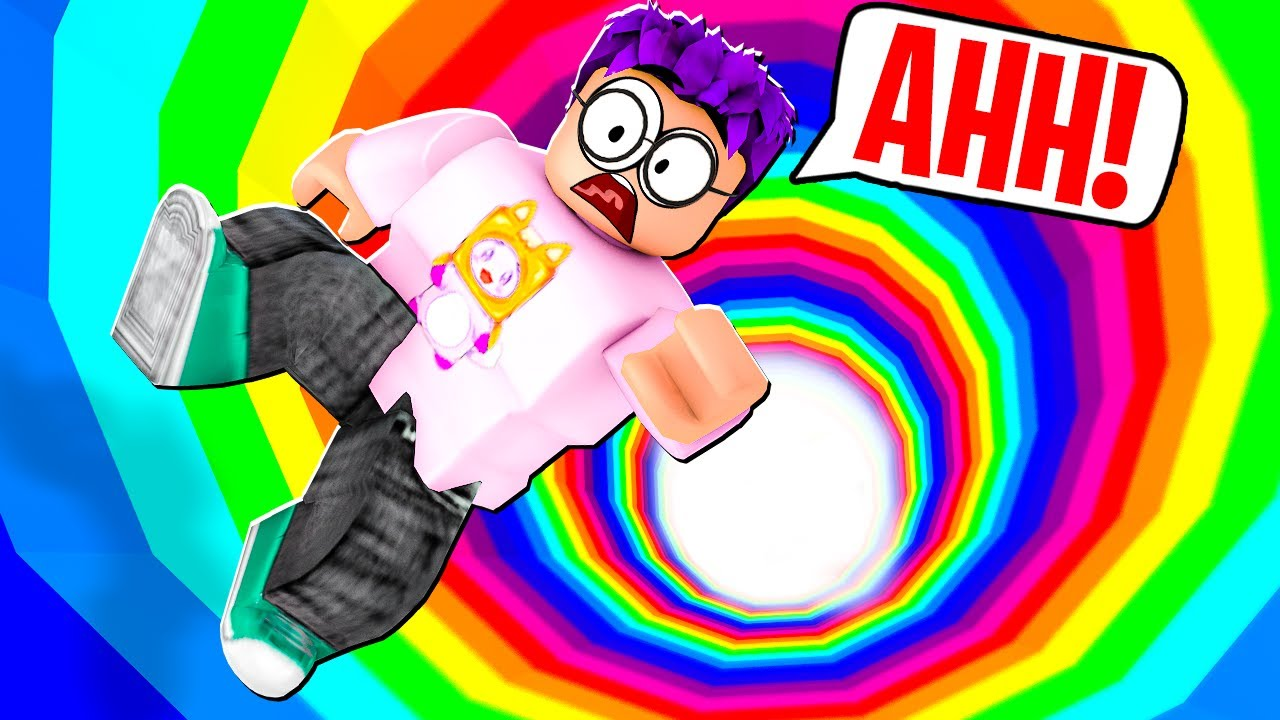 Download Can We Beat ROBLOX FALL OF HECK?! (CRAZIEST DROPPER CHALLENGE EVER!)