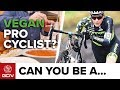 Can You Be A Vegan Pro Cyclist?