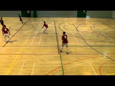 Wrexham Futsal Cup Final