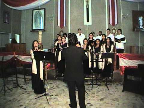 CAMERATA VOCAL CANTATUS VOCIS REPERTORIO CORAL A CAPELLA.VOB