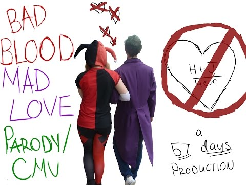 Bad Blood/Mad Love Parody/CMV