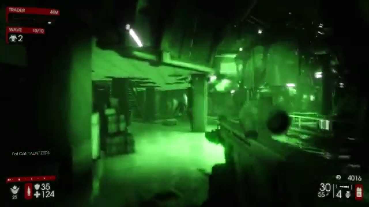 Killing Floor 2 V1008 Hoe Biotics Lab Solo Commando Long
