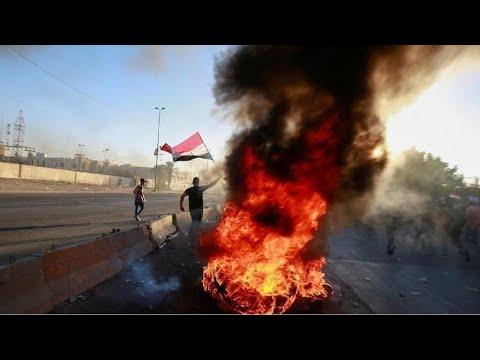 مقتل 157 شخصا خلال احتجاجات العراق وإعفاء قادة أمنيين من مناصبهم في سبع محافظات  - نشر قبل 55 دقيقة