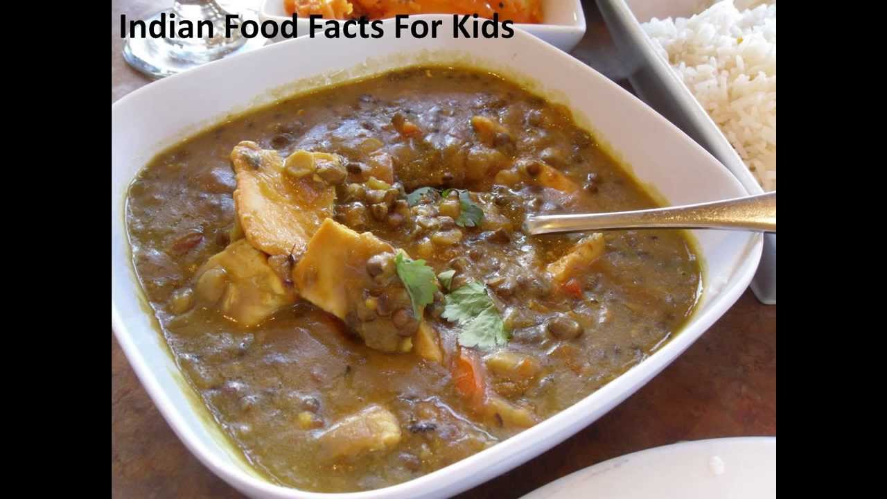 Indian Food Facts For Kids,Indian Culture for children ...