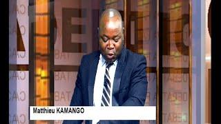 RDC: LAMBERT MENDE ÉCARTE L'HYPOTHÈSE KENGO! 1/3