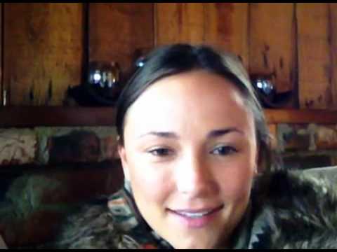 Briana Evigan on UStream.tv  November 24, 2011