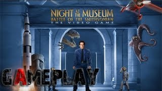 Night at the Museum: Battle of the Smithsonian Gameplay (PC/HD)